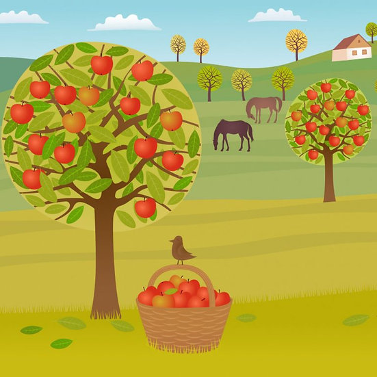 Orchard Scrumple (Shake & Vape)