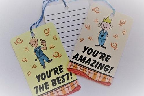 Appreciation Cards/Bookmarks