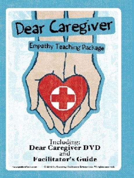 Dear Caregiver DVD and Facilitator Guide