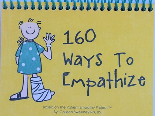 160 Ways to Empathize Book