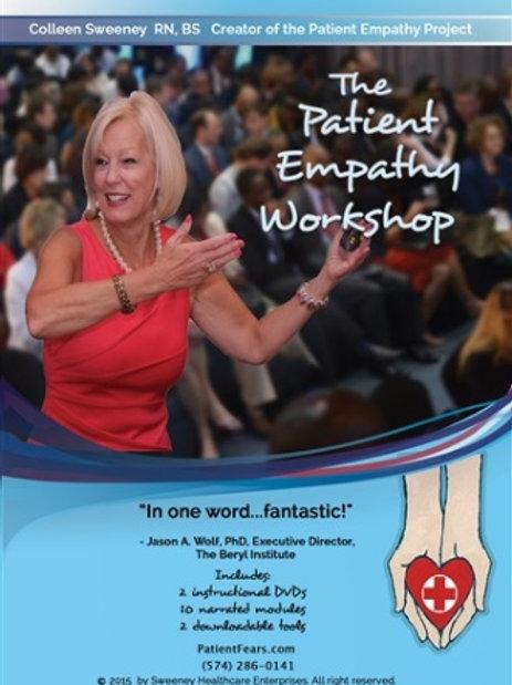 The Patient Empathy Workshop DVD Set