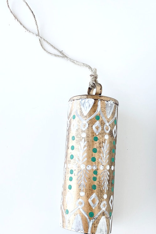 Bohemian Hand-Painted Boheme Bell