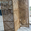 Thumbnail: Vintage Wicker Mid-Century Modern 3 Panel Folding Screen