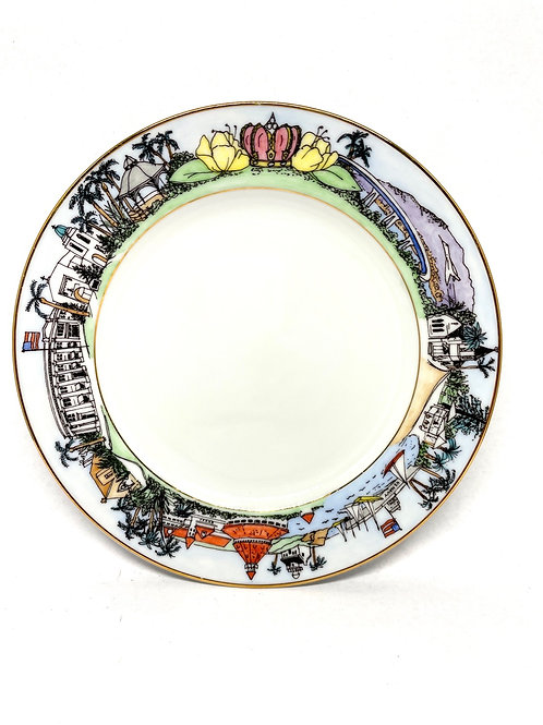 Vintage Cheryl Lyon Collector's Plate