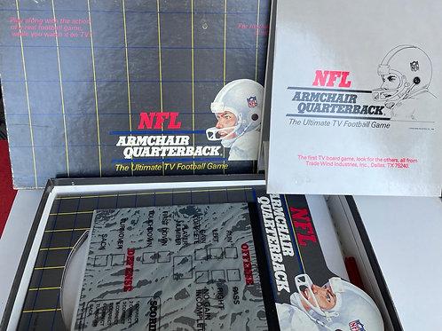 Vintage 1986 NFL Armchair Quarterback Game