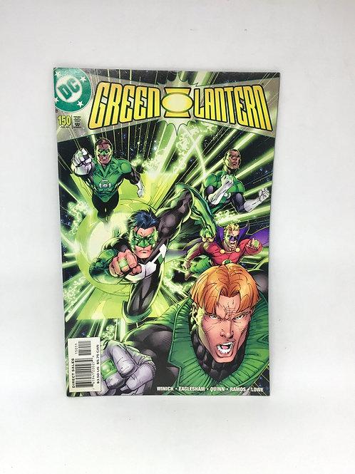 2002 Green Lantern #150 Comic