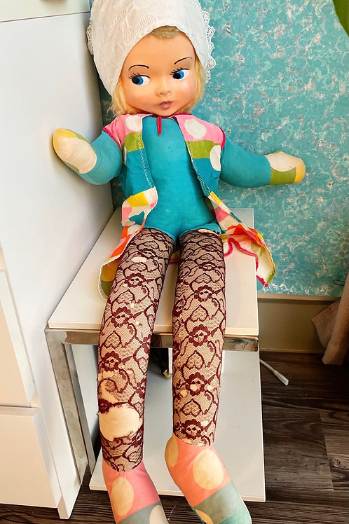"""Vintage RARE 38""""H Dance With Me Doll"""