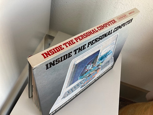 1984 Inside the Personal Computer 3D Pop-Up Book