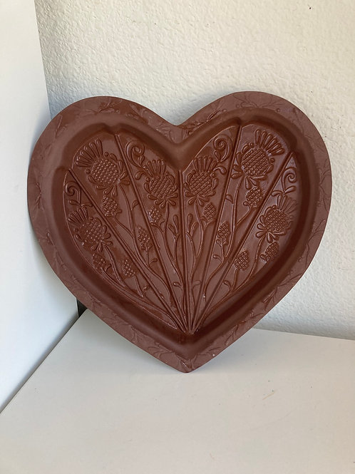 Vintage Hartstone Heart Mold