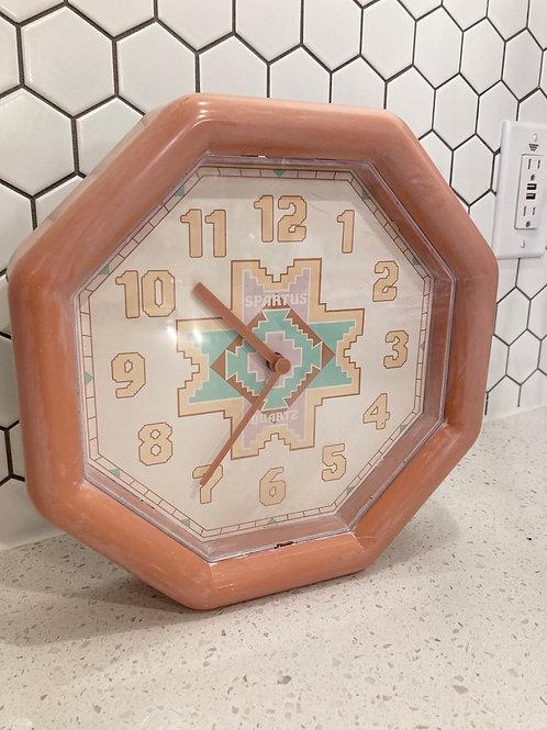 Vintage Spartus Quartz Clock