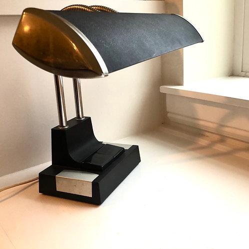 Vintage Mid Century Hamilton Industries H-501 Portable Desk Lamp