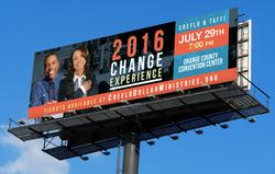 Change Experience Billboard