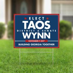 Taos Wynn Campaign