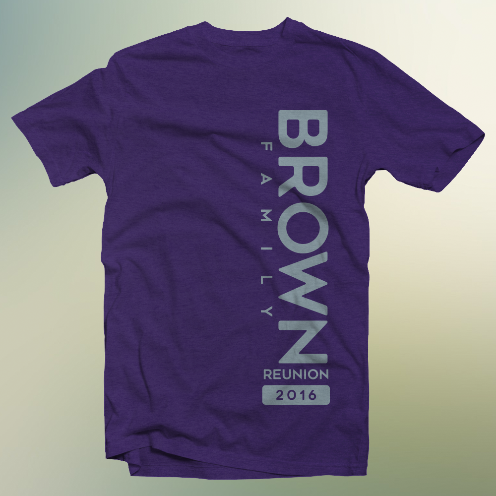 Brown Family Reunion T-Shirt