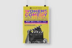 Women's Film Fest Poster