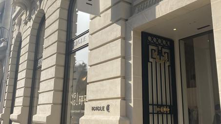 Notre super découverte : Icicle, Maison de Luxe chinoise