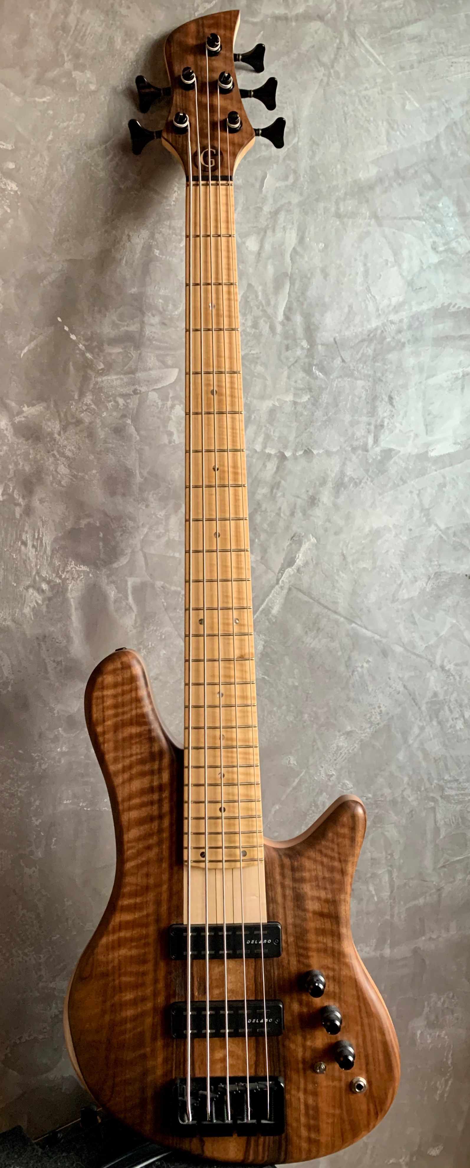 Gallucci Bass aventure