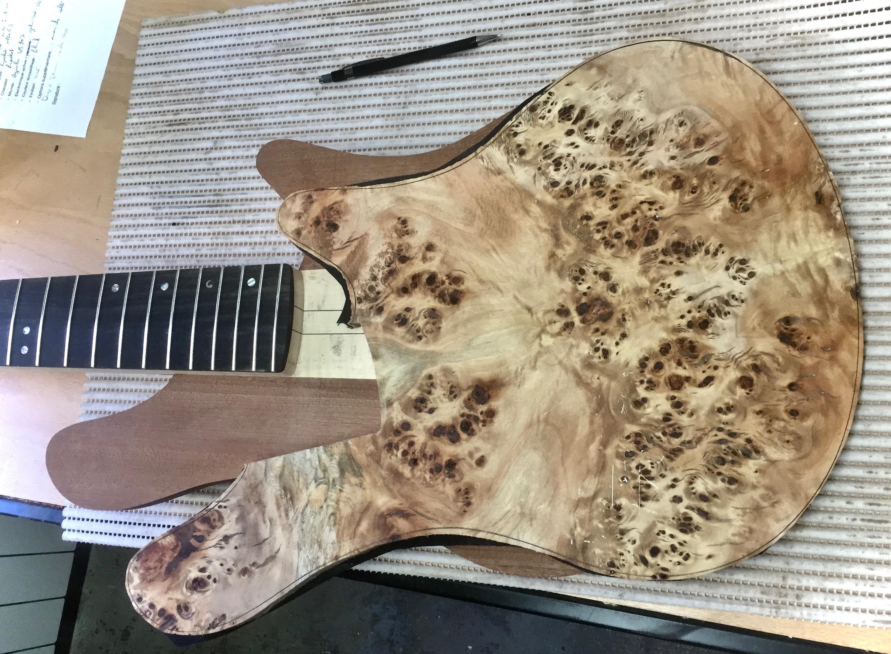 Gallucci Bass