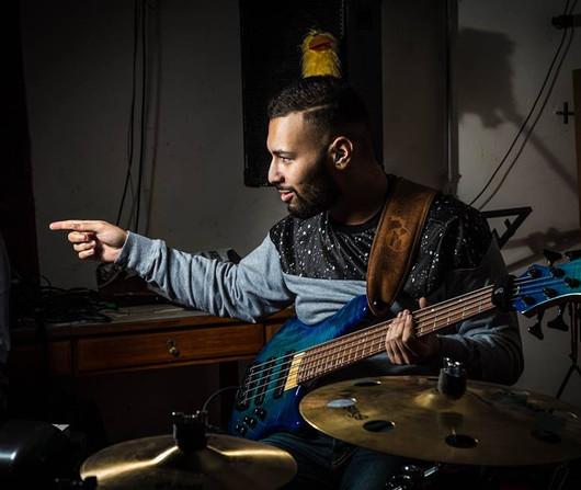 Adel Toumi Gallucci Bass