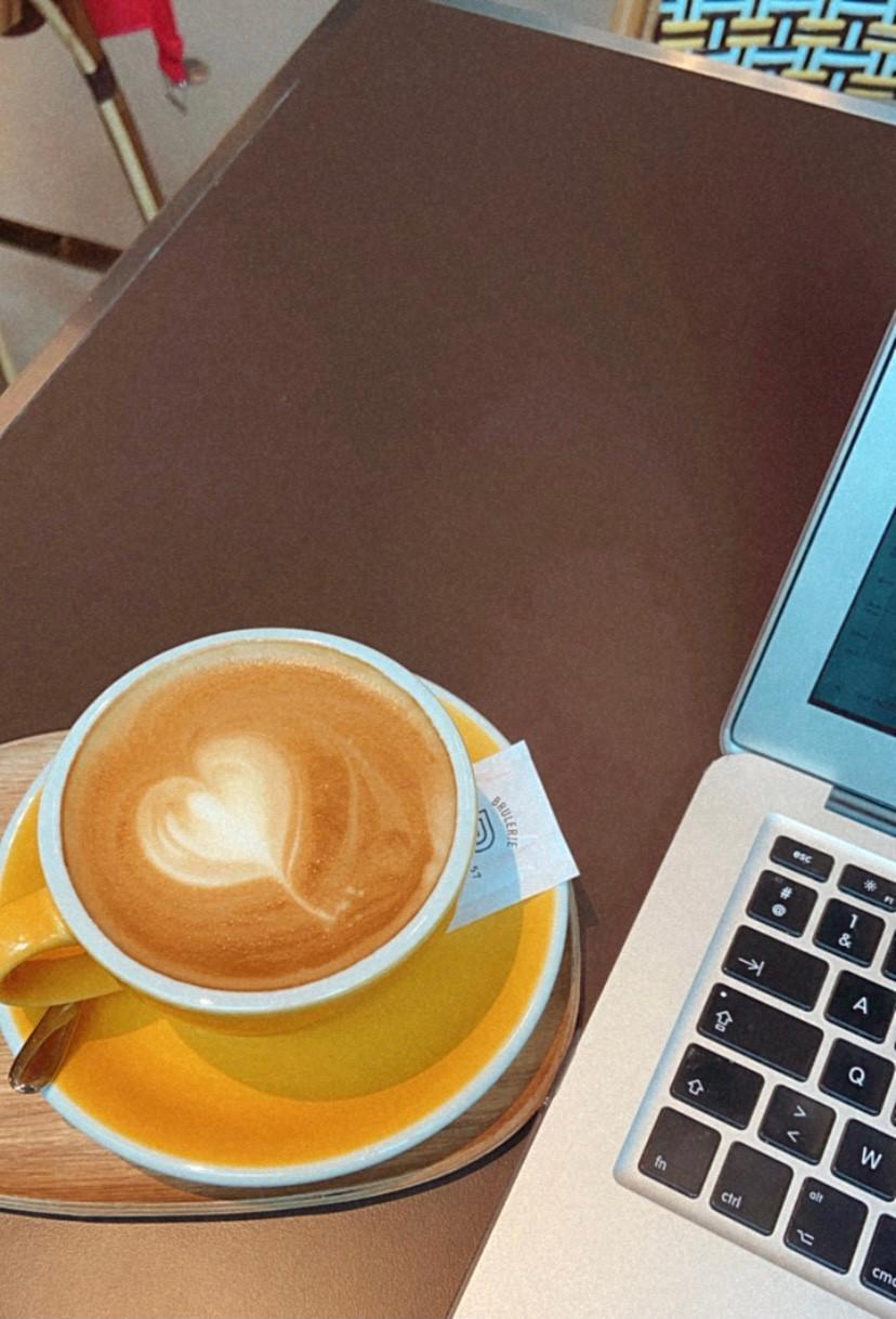 Café à La Samaritaine