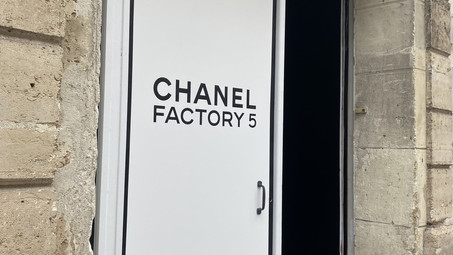 Luxurytail X Chanel Factory5