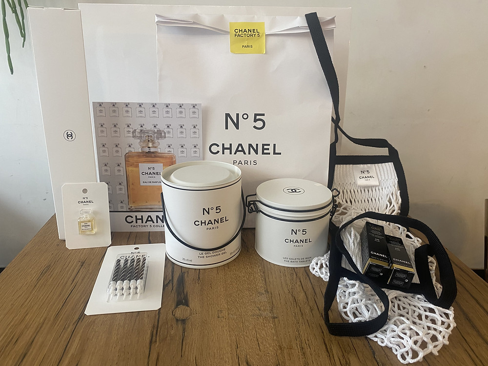 Chanel Factory 5 - Edition Limitée - N°5