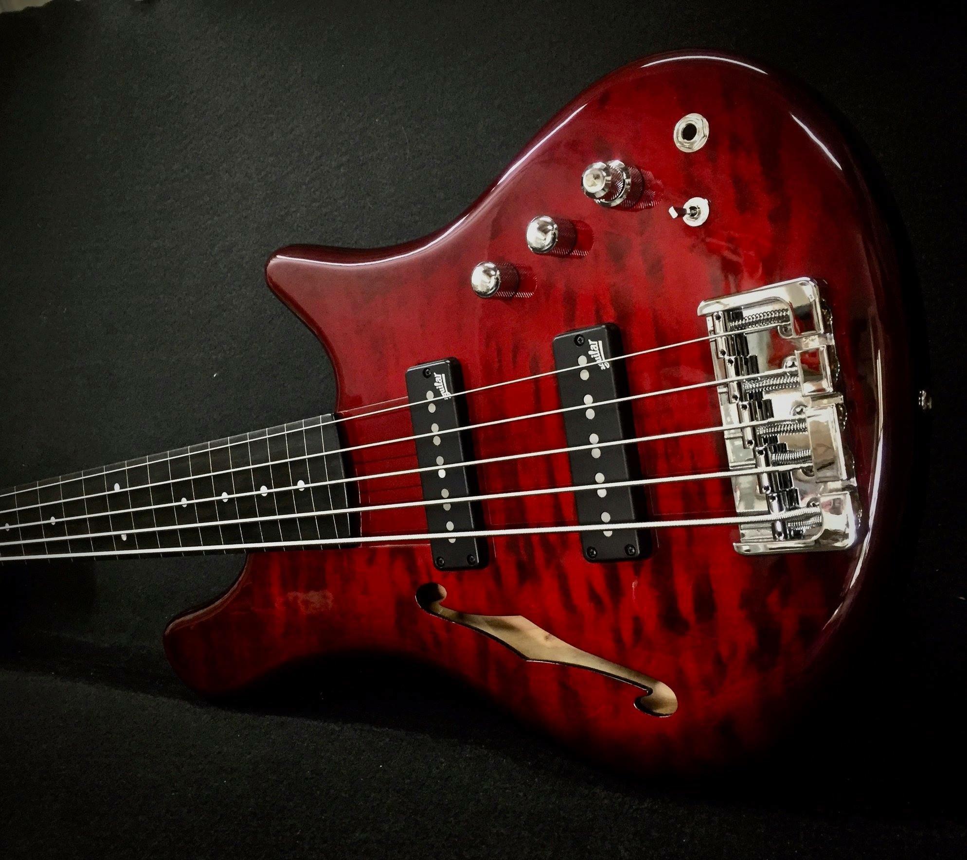 Pierre Elgrishi gallucci bass