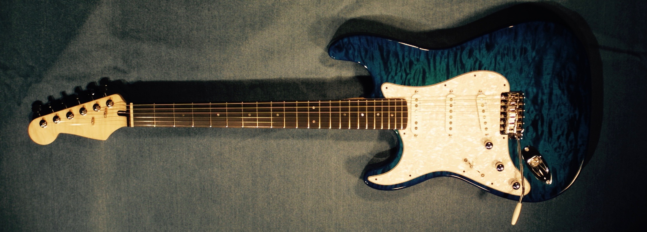 Stratocaster Gallucci Lutherie