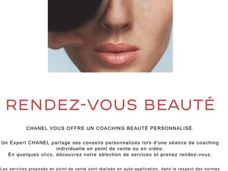 Luxurytail a testé pour vous : la visio conférence de Chanel Beauté
