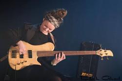 Deborah Lartilleux T-Basse