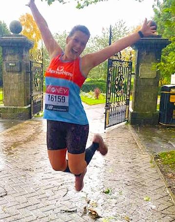 Virtual London Marathon - Nicola's Story