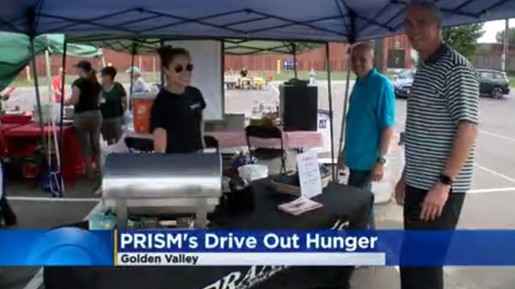PRISM Event To 'Drive Out Hunger' In Twin Cities