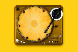 """""""La musique de m' ananas"""""""