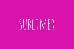 sublimer
