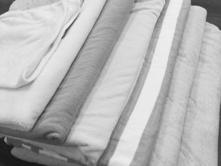 寝具の大お洗濯大会