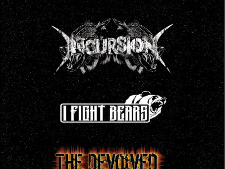 See Incursion for £1!