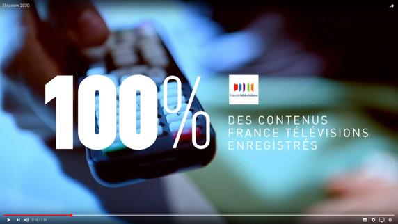 contenus France 2 Ektacom