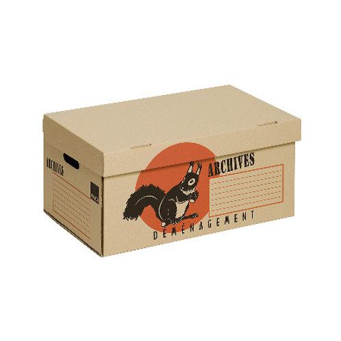 Carton archives