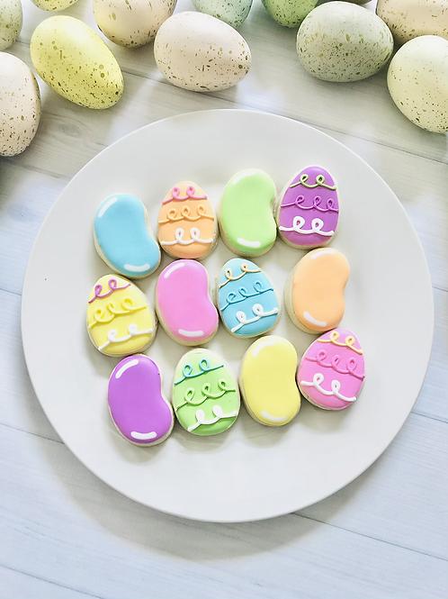 1 DZ Mini Easter Cookies