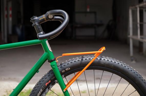 Bikepacking dianteiro
