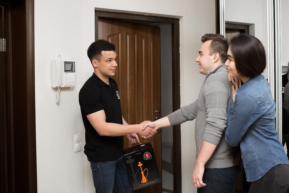 Кальян на дом в Алматы