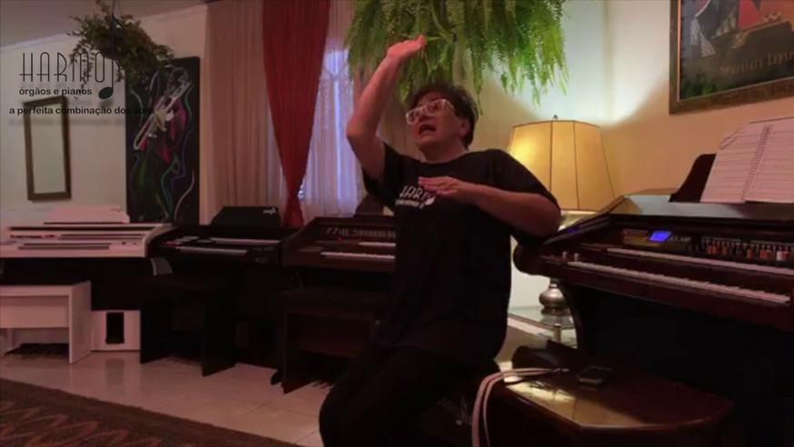 3º Workshop Harmonia de Órgãos