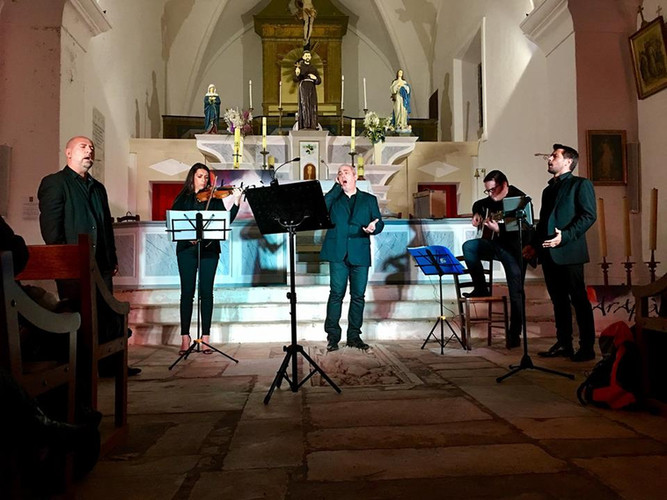Concert acoustique Bonifacio
