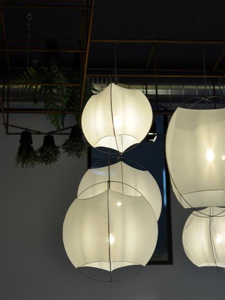 Effinger Lichtinstallation