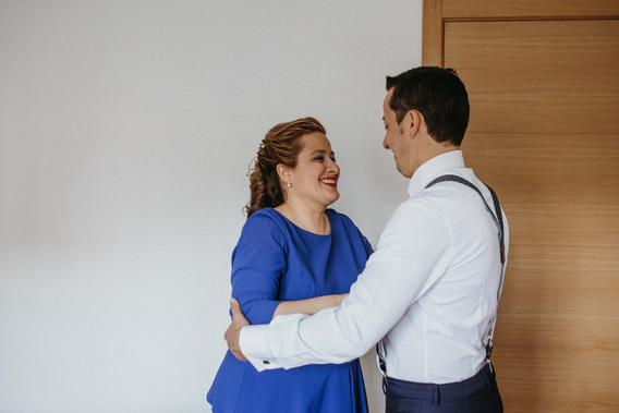 Elena y Manuel