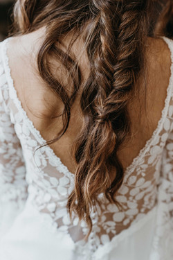 The Boho Bride y sus tres vestidos