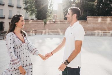 Jessica y Carlos