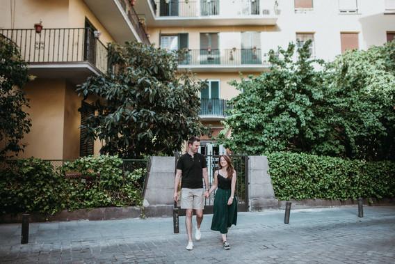 Irene y Diego