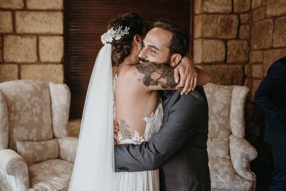 Amanda y Raúl