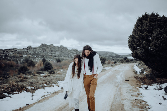 Stella y Víctor